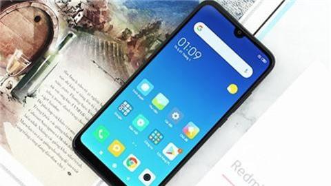 Xiaomi Redmi 7 với Snapdragon 632, pin 4000mAh, giá chỉ từ 2,29 triệu đồng