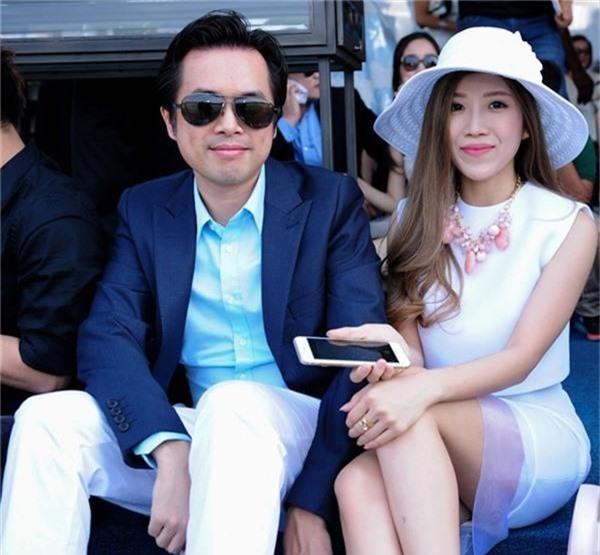Trang Pháp và vợ chồng Dương Khắc Linh, người cũ người mới lần đầu đụng độ tại sự kiện! - Ảnh 1.