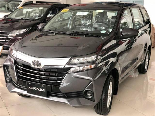 Toyota Avanza 2019 sẽ sớm về Việt Nam.