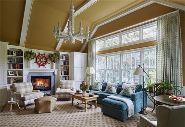 Phong cách nào cũng được những bạn không thể bỏ qua yếu tố này khi thiết kế phòng khách - Ảnh 16.