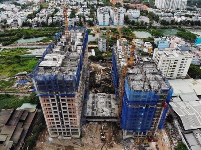 Hình ảnh thực tế dự án Dream Home Palace cập nhật ngày 16/6/2019, một dự án có giá bán vừa túi tiền khách hàng (ảnh NM)