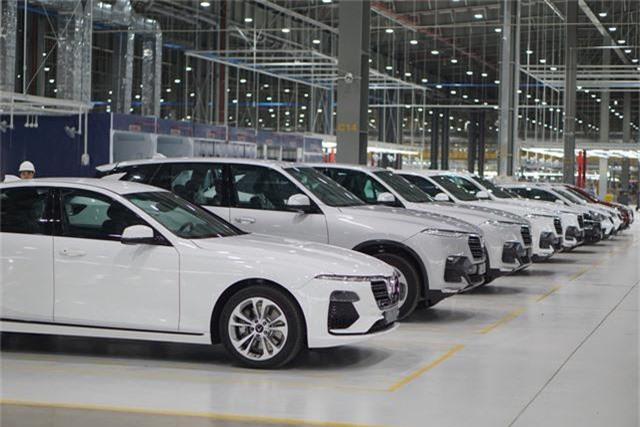Báo Mỹ: VinFast sẵn sàng thách thức Ford, Honda và Toyota - Ảnh 2.