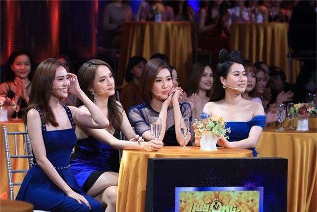Quý ông đại chiến: Hương Giang - Ninh Dương Lan Ngọc mở hội nói xấu người yêu cũ - Ảnh 1.