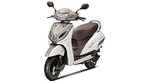 Honda Activa 5G 2019.