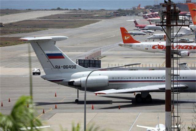 Nga lý giải sự xuất hiện của máy bay quân sự tại Venezuela - 1