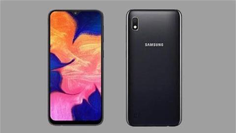 Samsung Galaxy A10s giá rẻ nhất dòng A lộ diện với pin 3900mAh