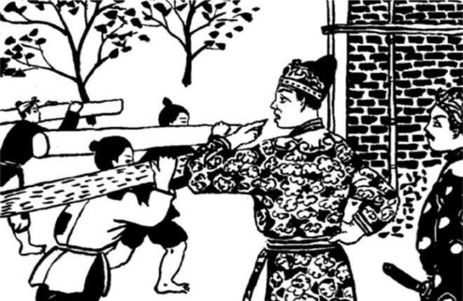 10 ong vua nuoc viet de lai tieng xau muon doi