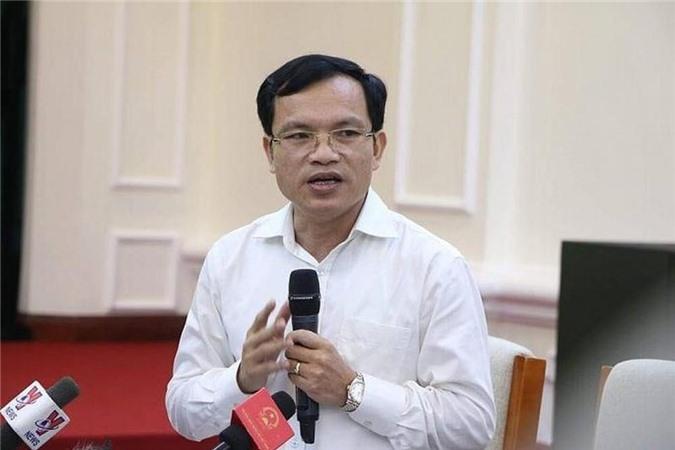 Ông Mai Văn Trinh - Cục trưởng Cục Quản lý chất lượng, Bộ GD&ĐT