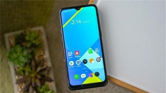 Top 4 smartphone màn hình giọt nước thời thượng giá rẻ - Ảnh 12.
