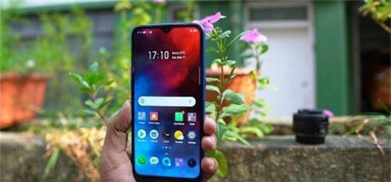 Top 4 smartphone màn hình giọt nước thời thượng giá rẻ - Ảnh 15.