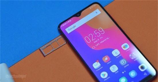 Top 4 smartphone màn hình giọt nước thời thượng giá rẻ - Ảnh 20.