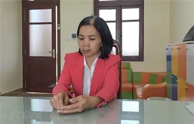 Vụ nữ sinh giao gà bị sát hại ở Điện Biên: Bị can Bùi Kim Thu được tại ngoại - 1