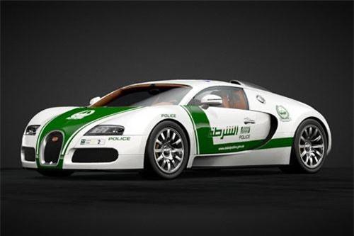 1. Bugatti Veyron.