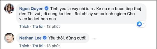 Biết tin Song Joong Ki và Song Hye Kyo ly hôn, sao Việt phản ứng: Người khóc ròng, kẻ bàng hoàng không tin vào tình yêu - Ảnh 7.
