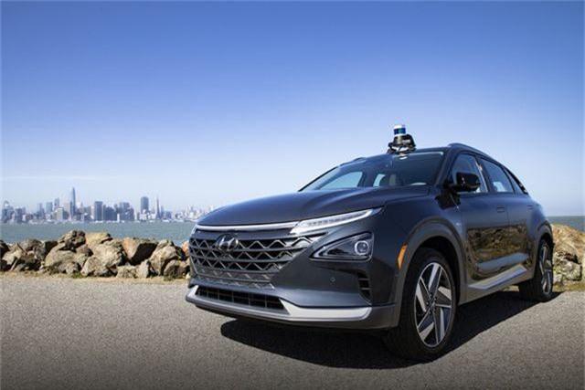 Hyundai và Kia hiệp sức làm xe tự lái  - 1