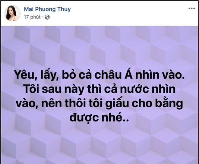 Từ chuyện Song Joong Ki và Song Hye Kyo, Mai Phương Thúy tuyên bố một câu xanh rờn khiến ai cũng phải gật đầu đồng ý! - Ảnh 1.