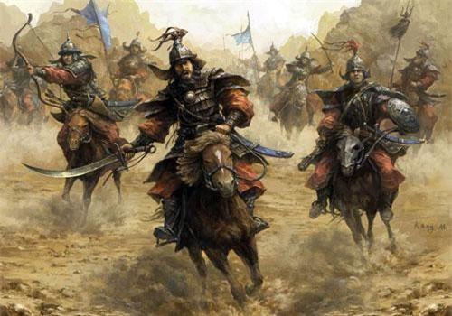 Vào thế kỷ 13, người Mông Cổ đã xây dựng được một đế chế trải dài hơn 9700 km với diện tích lên tới 24 triệu km2, tương đương 1/6 diện tích thế giới. Để làm được điều này, họ đã xây dựng cho mình một đội kỵ binh có sức mạnh khủng khiếp