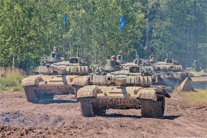 Nga ve NATO, Czech van mo tuong ve xe tang Nga-Hinh-2