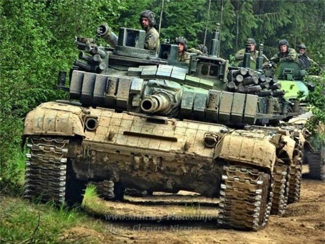 Nga ve NATO, Czech van mo tuong ve xe tang Nga-Hinh-3
