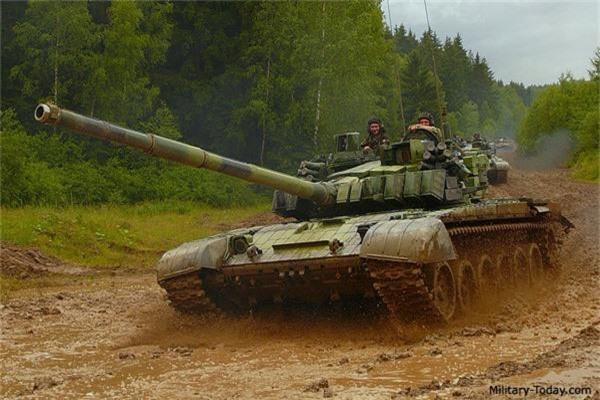 Nga ve NATO, Czech van mo tuong ve xe tang Nga-Hinh-7