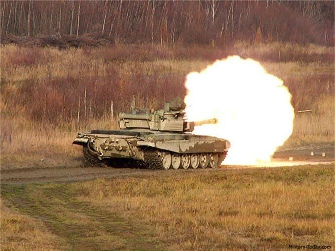 Nga ve NATO, Czech van mo tuong ve xe tang Nga-Hinh-9