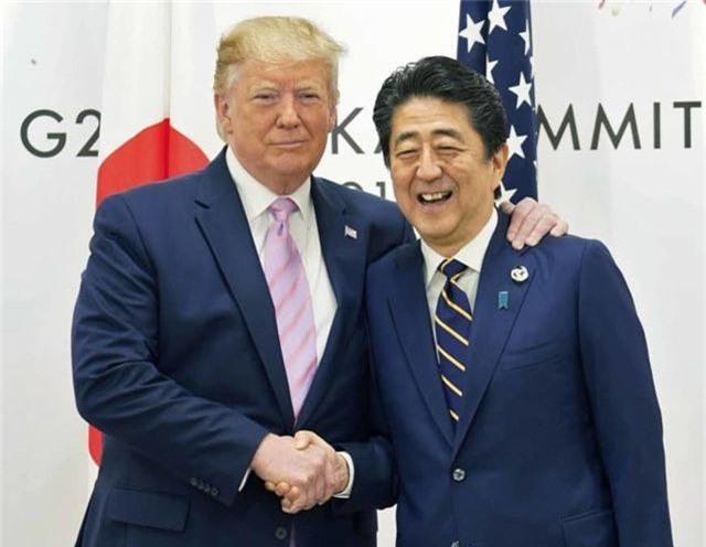 """Thủ tướng Nhật Bản """"đánh trúng"""" tâm lý của ông Trump bằng bản đồ đặc biệt - 1"""