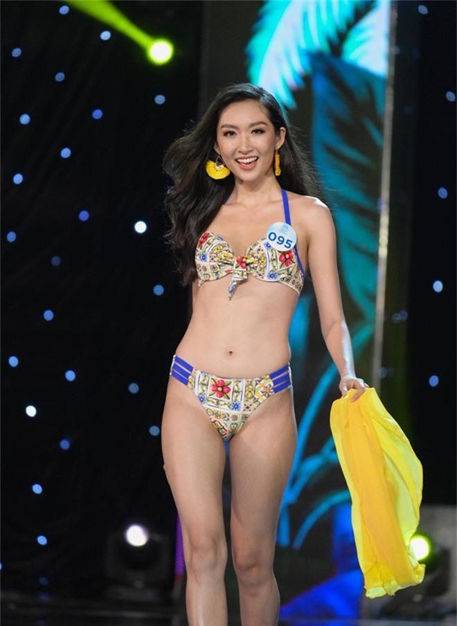 Thí sinh vào chung kết Hoa hậu Thế giới Việt Nam 2019 lộ nhược điểm