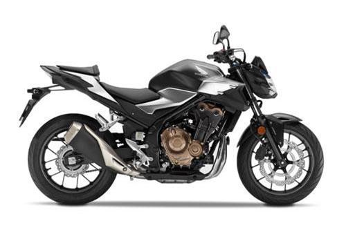 Honda CB500F 2019.