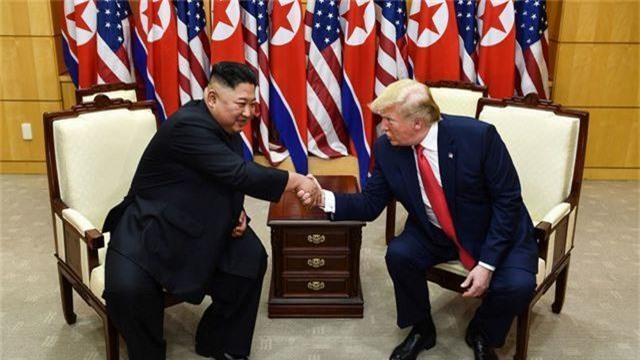 """Triều Tiên ca ngợi cuộc gặp Trump - Kim là sự kiện """"lịch sử"""" - 1"""