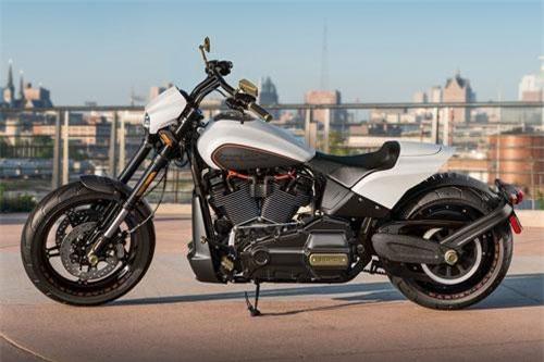 10. Harley-Davidson FXDR 114 2019.