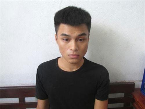 Nguyễn Văn Thành - đối tượng cầm đầu nhóm nghi can tội buôn bán ma tuý mới 19 tuổi