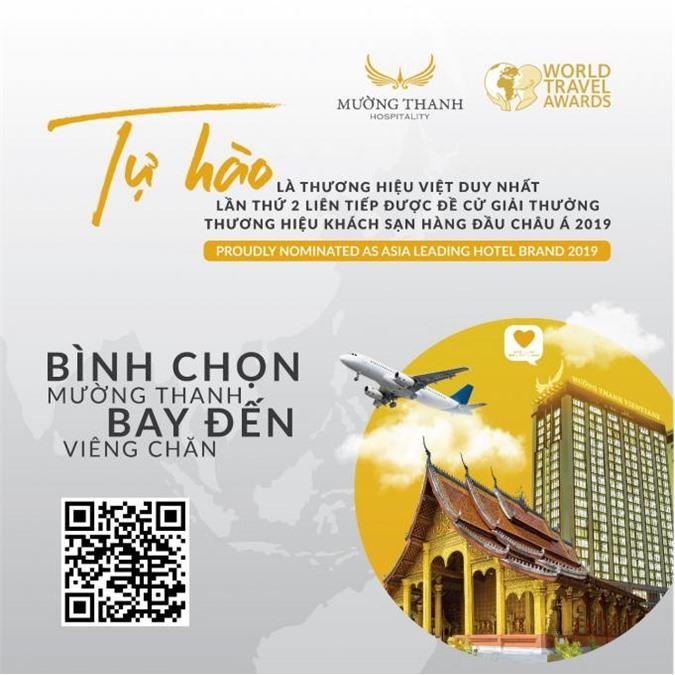 Đây cũng là thương hiệu Việt duy nhất được đề cử