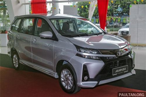 Toyota Avanza 2019.