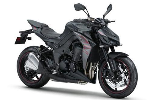 Kawasaki Z1000 2019 (giá: 12.599 euro).