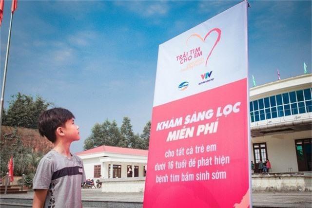 Lịch khám sàng lọc tim bẩm sinh miễn phí cho trẻ em tại Cà Mau và Lai Châu trong tháng 7 - Ảnh 1.