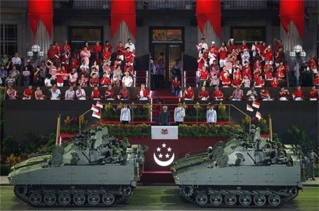 Mãn nhãn lễ duyệt binh của lực lượng quân sự các nước - 15