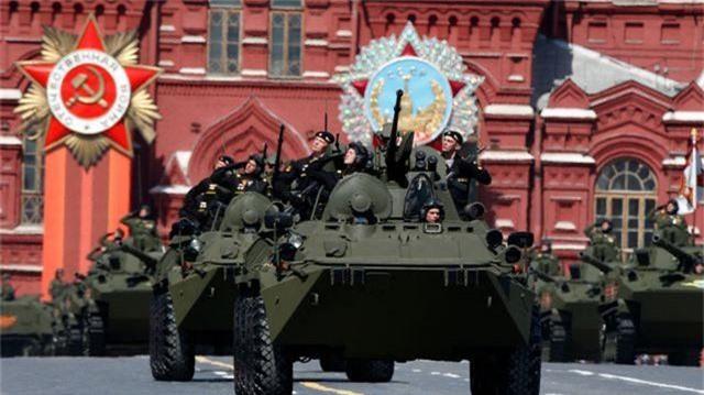 Mãn nhãn lễ duyệt binh của lực lượng quân sự các nước - 16