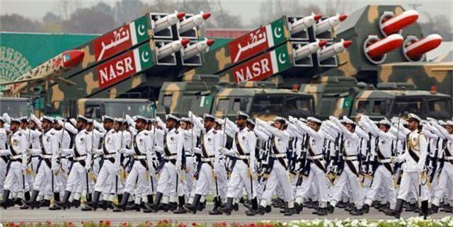 Mãn nhãn lễ duyệt binh của lực lượng quân sự các nước - 5