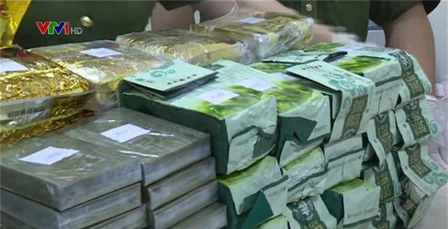 Bắt giữ 4 đối tượng trong đường dây ma túy số lượng lớn xuyên quốc gia - Ảnh 1.