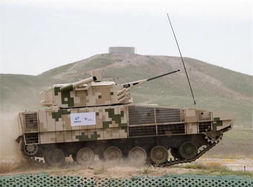 Xe chiến đấu bộ binh VN17 có khả năng cơ động cực cao