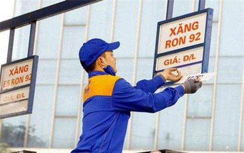 Giá xăng dầu diễn biến phức tạp có thể ảnh hưởng tới chỉ số CPI.