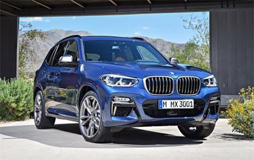 BMW X3 2020.