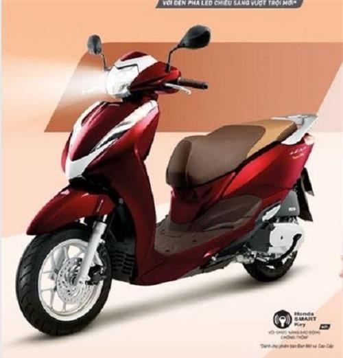 Honda LEAD mới.