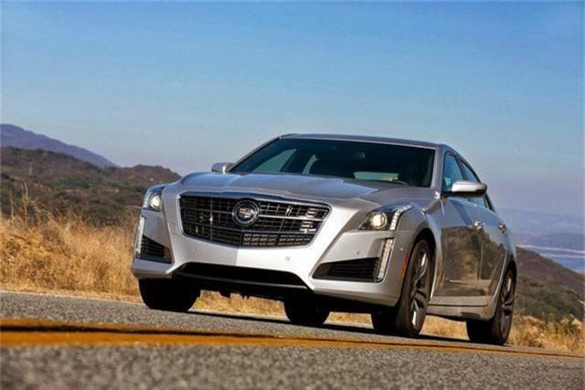 Dòng sedan chuẩn Mỹ Cadillac CTS bị khai tử - 3