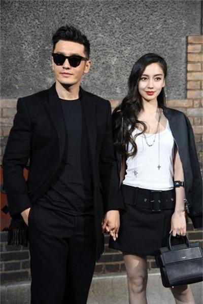 Liên tục dính tin đồn ly hôn, Huỳnh Hiểu Minh dọa kiện - Ảnh 1.