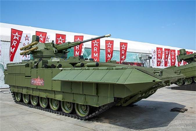 Lo dien vu khi moi tren xe chien dau bo binh Armata-Hinh-2