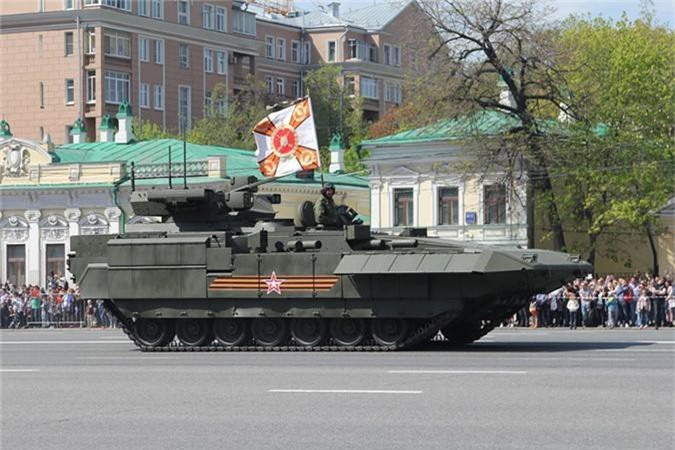 Lo dien vu khi moi tren xe chien dau bo binh Armata-Hinh-9