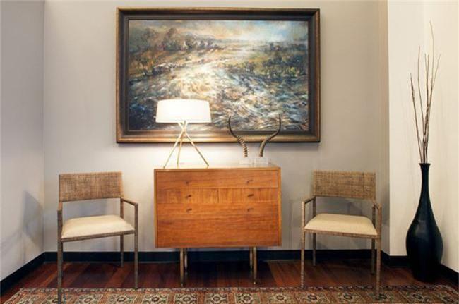 Muốn biết chủ nhân tinh tế đến đâu chỉ cần nhìn cách lựa chọn tranh trang trí trong nhà là biết - Ảnh 12.