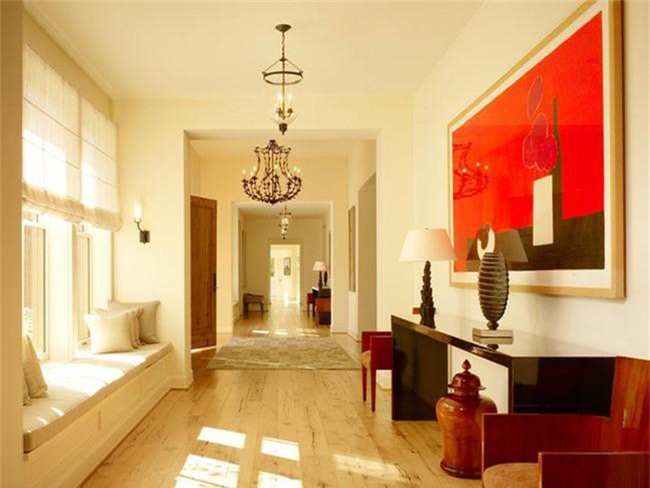 Muốn biết chủ nhân tinh tế đến đâu chỉ cần nhìn cách lựa chọn tranh trang trí trong nhà là biết - Ảnh 4.