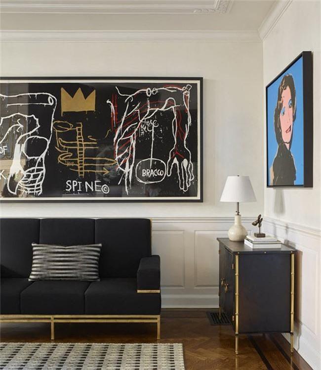 Muốn biết chủ nhân tinh tế đến đâu chỉ cần nhìn cách lựa chọn tranh trang trí trong nhà là biết - Ảnh 7.